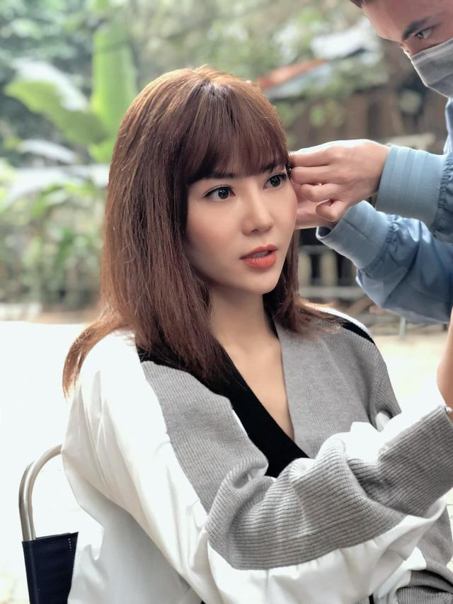 Lan Cave Thanh Hương sánh đôi cùng chị Mận Hương Giang trong phim mới - ảnh 2