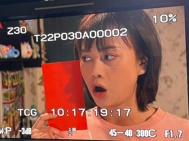 Phương Oanh mang hơi hướng nam tính trong phim mới - Ảnh 5.