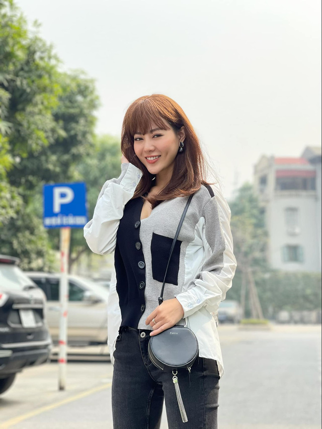 Lan Cave Thanh Hương sánh đôi cùng chị Mận Hương Giang trong phim mới - ảnh 5