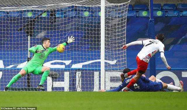 Chelsea 3-1 Luton Town: Abraham chói sáng đưa Chelsea vào vòng 5 FA Cup - Ảnh 3.