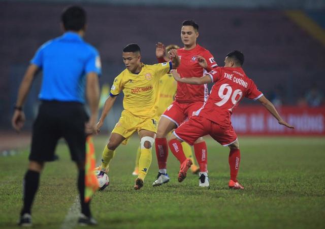 Vòng 2 LS V.League 1-2021: Rộng mở cuộc đua vô địch! - Ảnh 3.