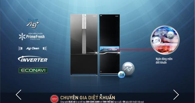 Thực hư chuyện tủ lạnh có thể diệt khuẩn - Ảnh 2.