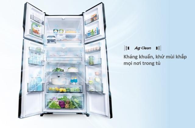 Thực hư chuyện tủ lạnh có thể diệt khuẩn - Ảnh 3.