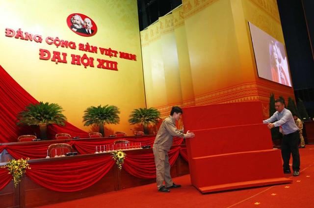 Truyền hình trực tiếp phiên Khai mạc Đại hội XIII của Đảng - Ảnh 1.
