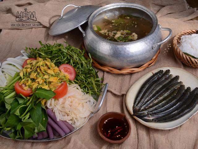 Hẻm Quán - Văn hóa Sài Thành du hí xứ Bắc - Ảnh 4.