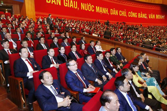 Phiên họp trù bị Đại hội Đảng toàn quốc lần thứ XIII - Ảnh 6.