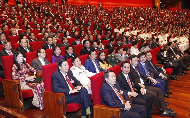 Phiên họp trù bị Đại hội Đảng toàn quốc lần thứ XIII - Ảnh 7.