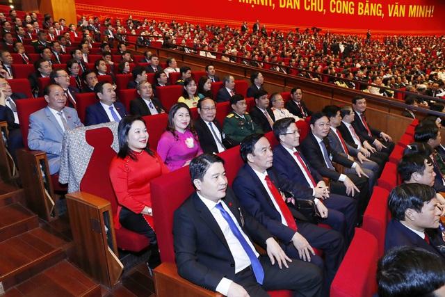 Phiên họp trù bị Đại hội Đảng toàn quốc lần thứ XIII - Ảnh 8.