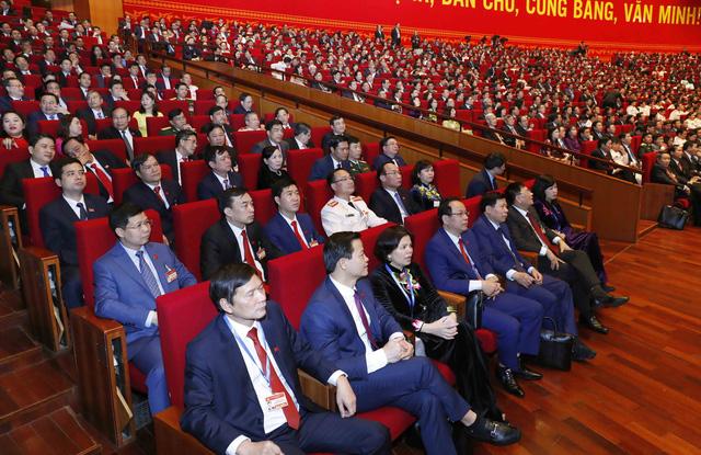 Phiên họp trù bị Đại hội Đảng toàn quốc lần thứ XIII - Ảnh 9.