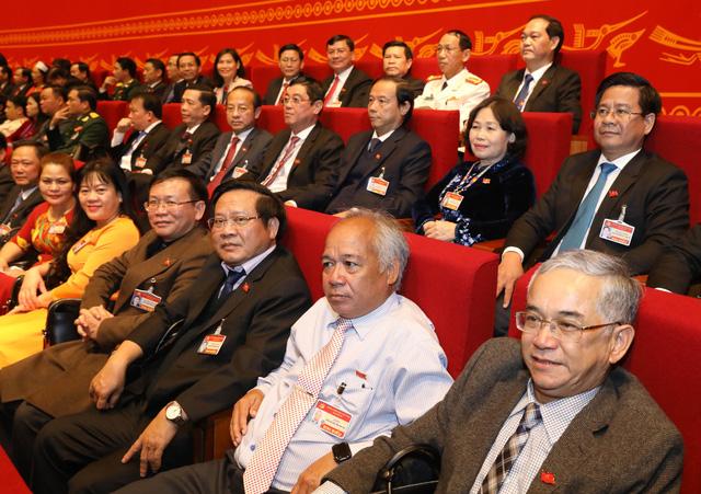 Phiên họp trù bị Đại hội Đảng toàn quốc lần thứ XIII - Ảnh 10.