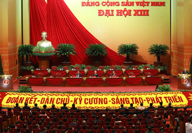 Đại hội XIII của Đảng: Gửi gắm kỳ vọng của nhân dân tới Đảng - Ảnh 1.