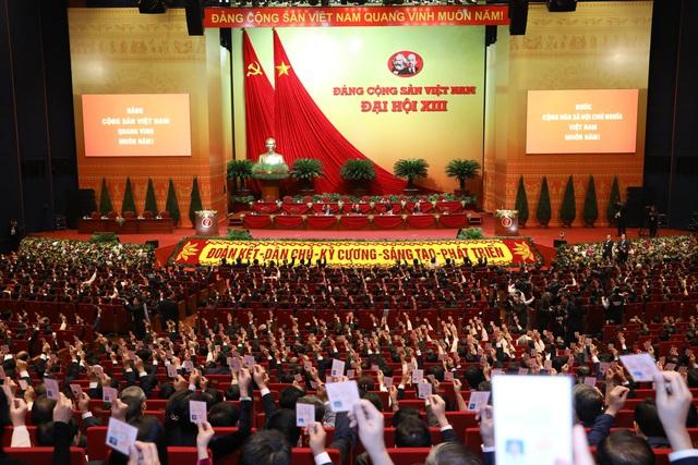 Phiên họp trù bị Đại hội Đảng toàn quốc lần thứ XIII - Ảnh 11.