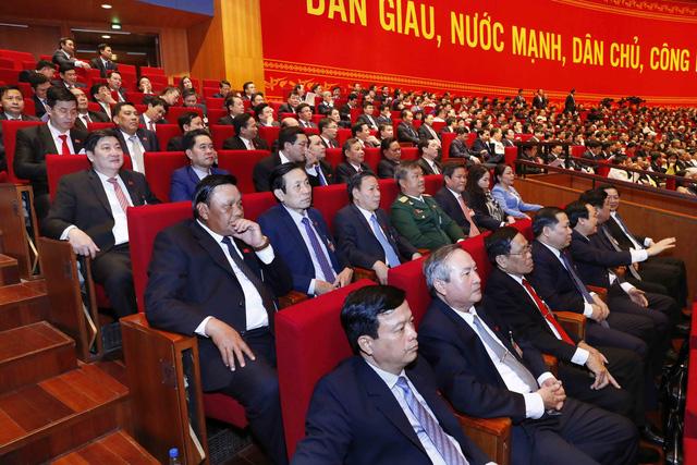 Phiên họp trù bị Đại hội Đảng toàn quốc lần thứ XIII - Ảnh 13.