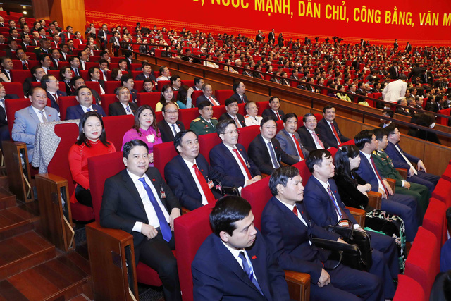 Phiên họp trù bị Đại hội Đảng toàn quốc lần thứ XIII - Ảnh 14.