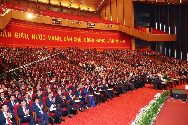 Phiên họp trù bị Đại hội Đảng toàn quốc lần thứ XIII - Ảnh 20.