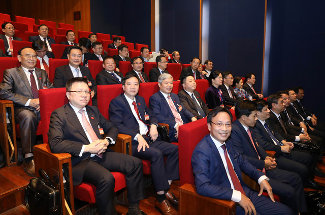 Phiên họp trù bị Đại hội Đảng toàn quốc lần thứ XIII - Ảnh 17.
