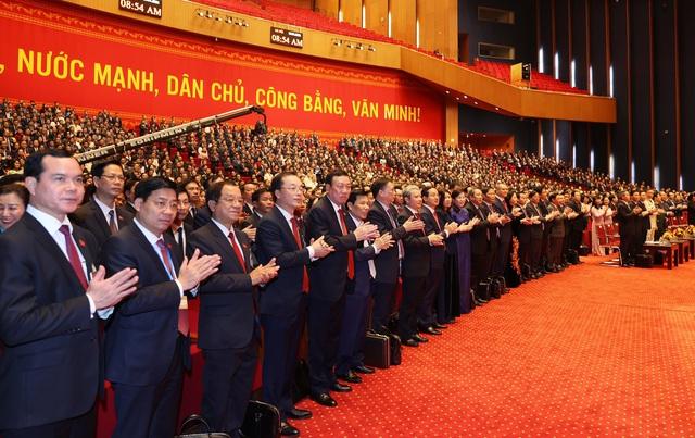 Phiên họp trù bị Đại hội Đảng toàn quốc lần thứ XIII - Ảnh 2.