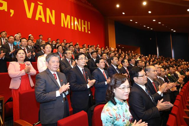 Phiên họp trù bị Đại hội Đảng toàn quốc lần thứ XIII - Ảnh 4.