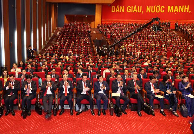 Phiên họp trù bị Đại hội Đảng toàn quốc lần thứ XIII - Ảnh 16.