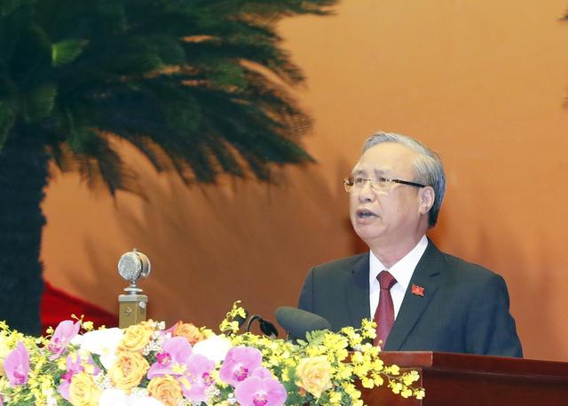 Phiên họp trù bị Đại hội XIII của Đảng: Thông qua các quy chế, chương trình làm việc của Đại hội - Ảnh 5.