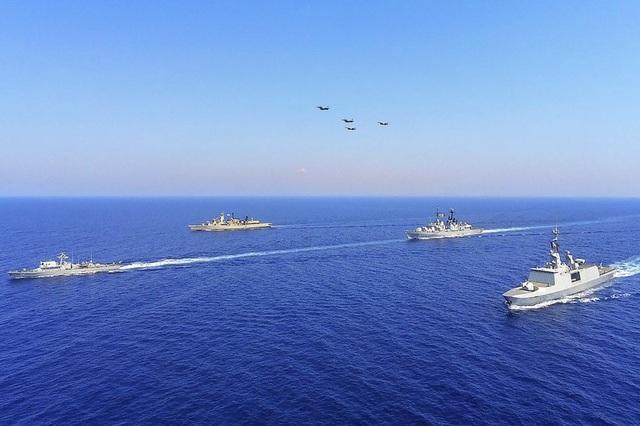 Hy Lạp - Thổ Nhĩ Kỳ nối lại đàm phán về tranh chấp lãnh hải - Ảnh 1.