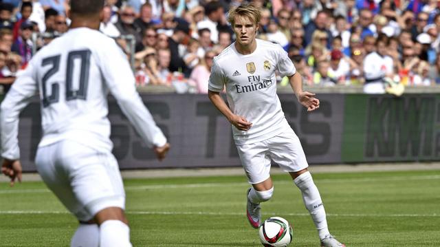 Martin Odegaard - Ngôi sao với sự nghiệp lận đận tại Real Madrid - Ảnh 2.