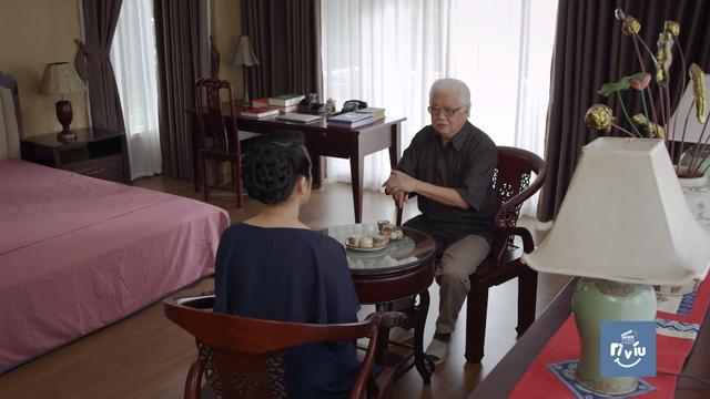 Hướng dương ngược nắng - Tập 20: Ông Phan lạnh lùng tuyên bố chị em Minh - Trí sớm muộn gì cũng về Cao Dược - ảnh 1