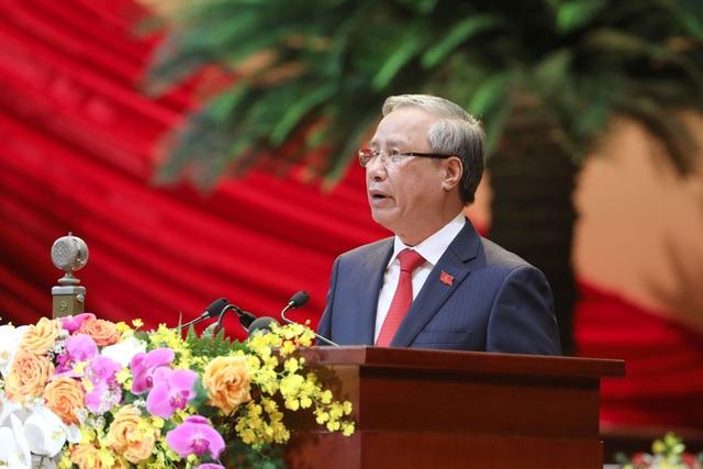 Đoàn Chủ tịch Đại hội đại biểu toàn quốc lần thứ XIII của Đảng - Ảnh 1.