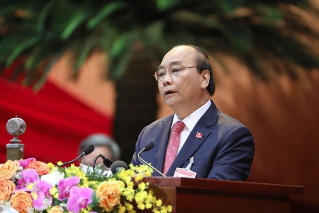 Đoàn Chủ tịch Đại hội đại biểu toàn quốc lần thứ XIII của Đảng - Ảnh 2.