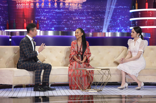 Đoan Trang: Ông xã là bệ đỡ vững vàng làm nghề, làm vợ và làm mẹ - Ảnh 1.