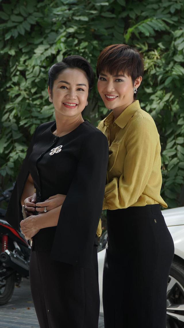 Thanh Hương giữ bí mật vai diễn trong Hướng dương ngược nắng - Ảnh 2.