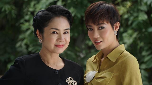 Thanh Hương giữ bí mật vai diễn trong Hướng dương ngược nắng - Ảnh 1.
