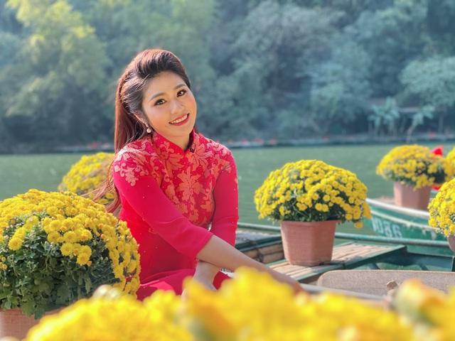 BTV Minh Trang rạng rỡ đón Xuân sớm trong Chiều cuối năm - Ảnh 7.