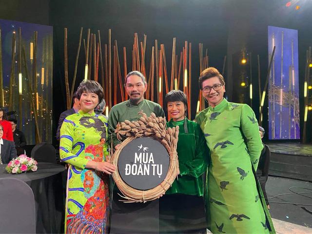 Cầu truyền hình đón giao thừa của VTV năm 2021: Mùa đoàn tụ - Ảnh 1.