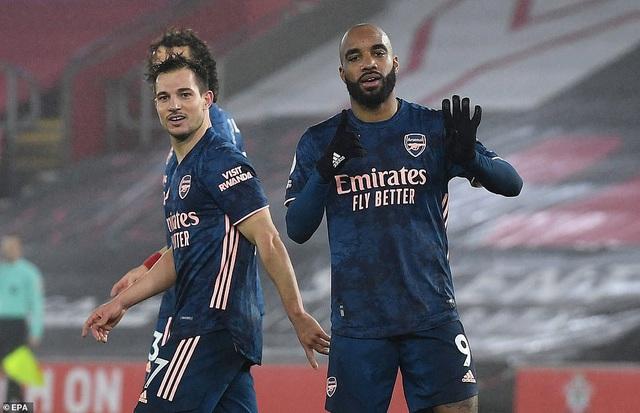 Vòng 20 Ngoại hạng Anh: Saka tỏa sáng, Arsenal ngược dòng ngoạn mục trước Southampton - Ảnh 4.