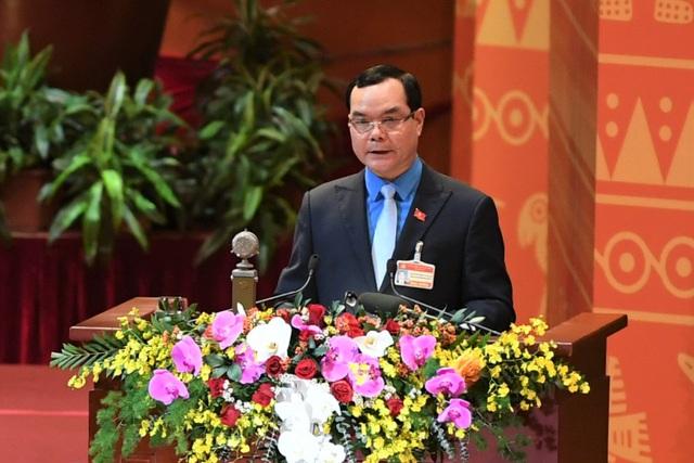 Đại biểu dự Đại hội XIII đề xuất các giải pháp lớn - Ảnh 2.