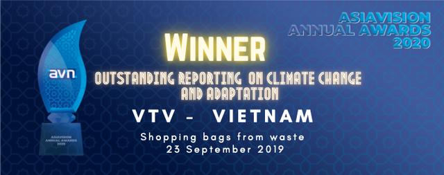 VTV đạt hai giải thưởng của Asiavision Annual Awards 2020 - Ảnh 1.