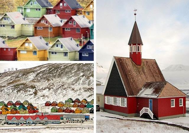 Những thị trấn kỳ cục, lạ thường nhất thế giới - ảnh 1
