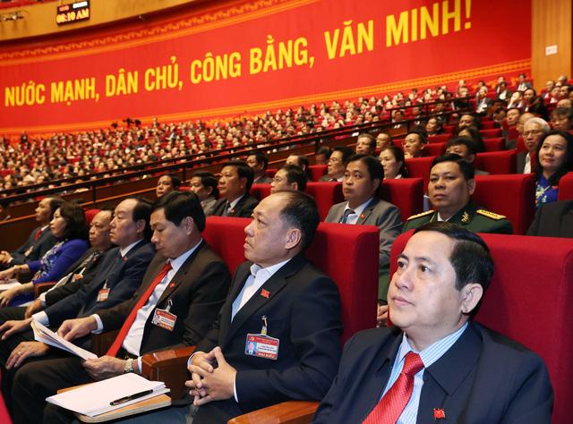 Nhân sự giới thiệu ra Đại hội XIII đủ điều kiện, có năng lực, uy tín và triển vọng phát triển - Ảnh 1.