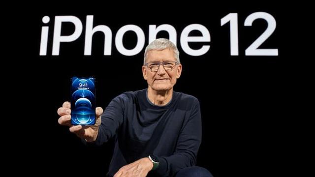 Apple đạt siêu kỷ lục doanh thu quý hơn 111 tỷ USD - Ảnh 1.