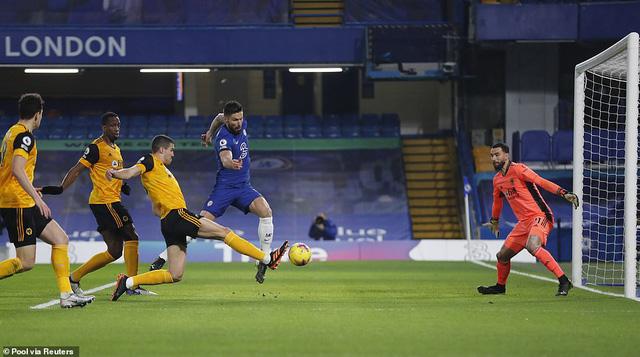 Chelsea 0-0 Wolverhampton: Màn ra mắt không trọn vẹn của HLV Thomas Tuchel - Ảnh 2.