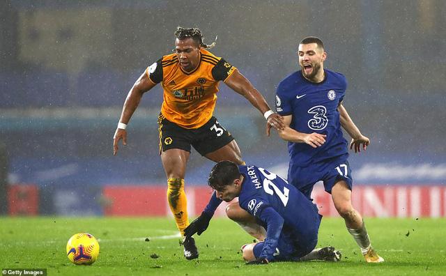 Chelsea 0-0 Wolverhampton: Màn ra mắt không trọn vẹn của HLV Thomas Tuchel - Ảnh 4.