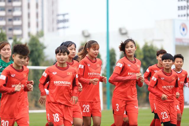 ĐT nữ Việt Nam tập trung đầu năm, quyết bảo vệ HCV SEA Games - Ảnh 2.