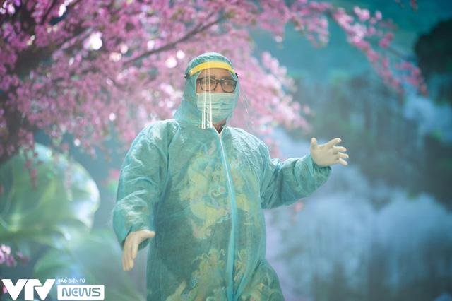 Táo quân 2021: Tinh thần chống dịch... lên tận Thiên Đình - Ảnh 4.