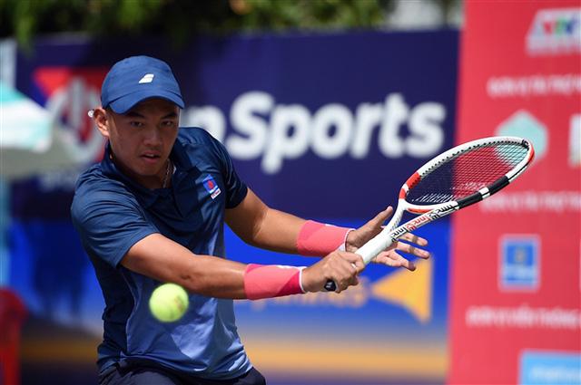 Trịnh Linh Giang vào chung kết VTF Masters 500-1 - Ảnh 1.