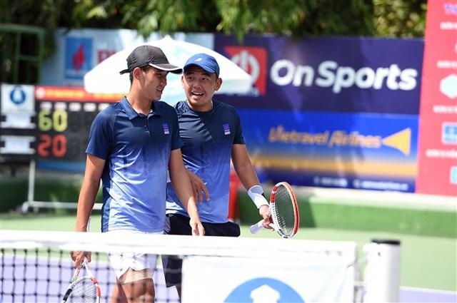 Trịnh Linh Giang vào chung kết VTF Masters 500-1 - Ảnh 2.
