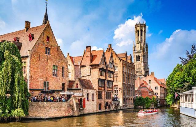 Chiêm ngưỡng những kênh đào xinh đẹp bậc nhất thế giới - ảnh 5