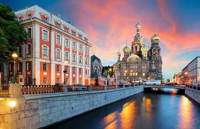 Chiêm ngưỡng những kênh đào xinh đẹp bậc nhất thế giới - ảnh 6