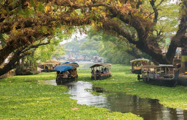 Chiêm ngưỡng những kênh đào xinh đẹp bậc nhất thế giới - ảnh 8