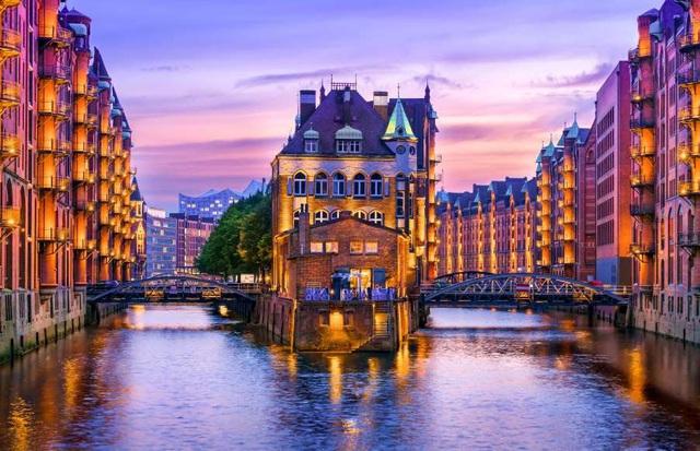 Chiêm ngưỡng những kênh đào xinh đẹp bậc nhất thế giới - ảnh 9